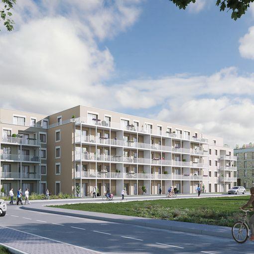 Wohnhausanlage Niederösterreich